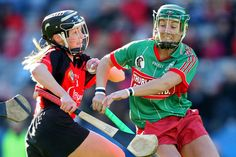 The Wexford stranglehold on camogie tightened further as Oulart-The Ballagh strolled to victory to claim the All-Ireland senior club title in comprehensive fashion at Croke Park. Senior Club, Croke Park, Love Ireland, Stand Tall, Coven, Cool Photos, Coaching, Irish, Sporty