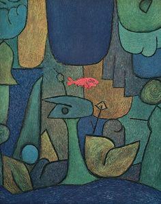 Paul Klee - Underwater Garden