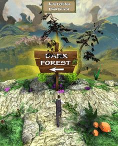 Temple run OZ- dark forest & winkie country v.1.4.1 APK+data ~ Android paradise