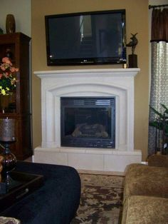 find this pin and more on fireplace remodel by schmoozer7 - Stone Fireplace Surround