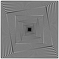 Geometric Art Projects For Kids Optical Illusions Super Ideas Op Art, Illusion Kunst, Illusion Drawings, Cool Optical Illusions, Optical Illusion Art, Illusions Mind, Geometric Art, Trippy, Art Projects