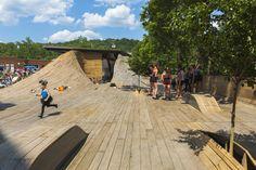 Masonic Amphitheatre Project / design/buildLAB at Virginia Tech