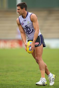 Matthew Pavlich, Fremantle Dockers The Most Important AFL Players, According To Hotness Scott Thompson, West Coast Eagles, Western Bulldogs, Australian Football, Thigh Muscles, Athletic Men, Sport Man, Football Players, Sexy Men