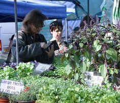 London Farmers Markets | Notting Hill Farmers Market