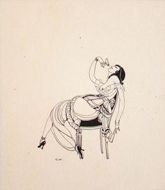 Gerda Wegener art deco artist