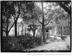 [Exposition internationale des arts et techniques, Paris 1937 : pavillon du Japon] : [photographie de presse] - 1