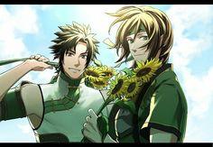 Dynasty warriors shu