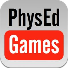 P.E.: Phys Ed Games - videos of game instructions on YouTube.