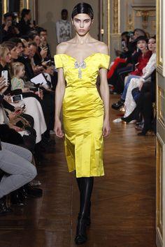 e3552a2f83e Francesco Scognamiglio Spring 2017 Couture Fashion Show