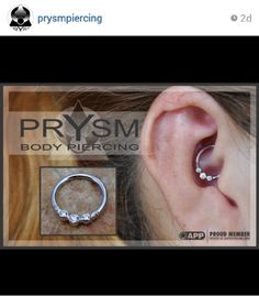 The Daith Bowl! - PiercingNerd.com JefSaunders.com