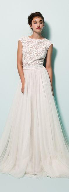 Fantástico vestidos de novias   Colección Daalarna Couture
