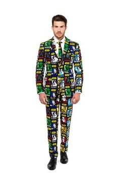 Pre-Order- The Classic Star Wars Suit by OppoSuits- Delivery October 2016 - Shinesty