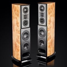 This is the Acoustic Zen's floorstanding loudspeakers page, where you will find out about Acoustic Zen's Adagio, Crescendo Mark II and Maestro loudspeakers.