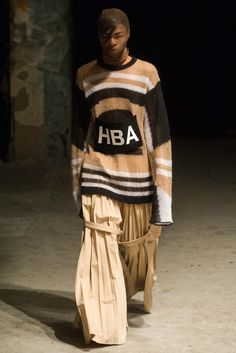 Hood by Air Fall 2015 Menswear - Collection - Gallery - Style.com