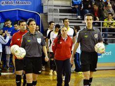 Salida de los equipos. Montesinos Jumilla - Marfil Santa Coloma. FOTOS: Marian Montero