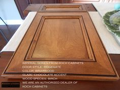 Imperial Series from Koch Cabinets. Kitchen And Bath Remodeling, Kitchen Cabinets In Bathroom, Home Remodeling, Palm Harbor Florida, Plywood Boxes, Cabinet Door Styles, Professional Kitchen, Remodeling Contractors, Modern Farmhouse Kitchens