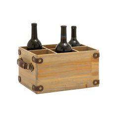 The Traveler Wine Caddy