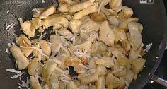 Ricette+Sergio+Barzetti;+bocconcini+di+pollo+al+lime+e+cocco
