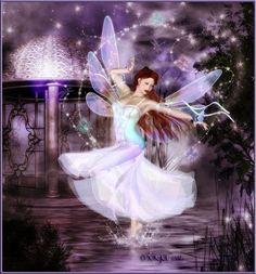 Magical Fairy - fairies Photo