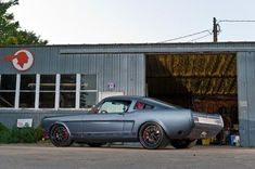 1966 Mustang Bail Out - Ringbrothers