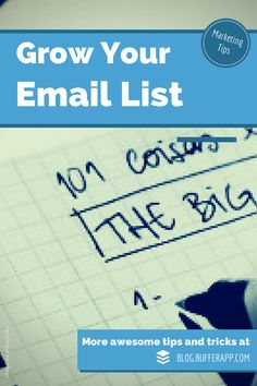 How to Grow a Massive Email List: Top Tips From the Experts With 6-Figure Lists