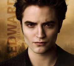 Edward Cullen; and he'd make a darn fine Christian Grey, copper hair and all....:)
