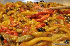 Peperoni aulive e chiapparelli, napoletani allo stato puro