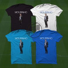 Jose Mourihno T-Shirt - Chelsea FC Soccer Player #chelsea #fc #cfc #mourihno