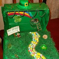 After Me Lucky Charms Leprechaun Trap - Submitted by Michael Jasso Lucky Charms Leprechaun, Leprechaun Trap, St Patricks Day Crafts For Kids, St Patrick's Day Crafts, Kids Crafts, Stem For Kids, Diy For Kids, Immigration Quebec, Happy Home Fairy