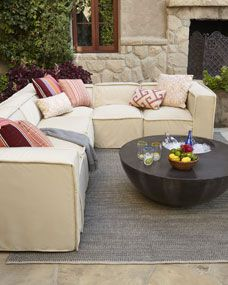 Outdoor Sectional set...