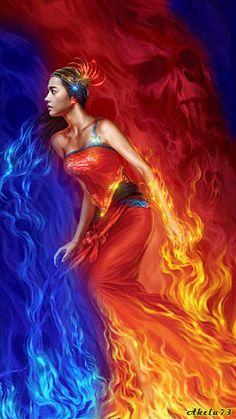 Fire/Ice Wrath