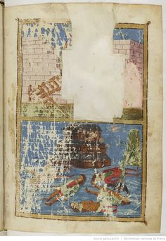 BnF, Grec 510, Grégoire de Nazianze, manuscrit dédié à l'empereur Basile Ier le Macédonien., folio 360r