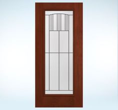 Glass Panel Exterior Door design-pro fiberglass glass panel exterior door | jeld-wen doors
