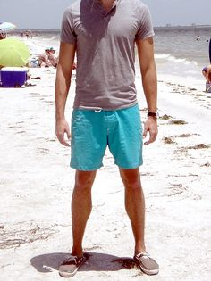 Young-Man Beach/Pool Side Outfit