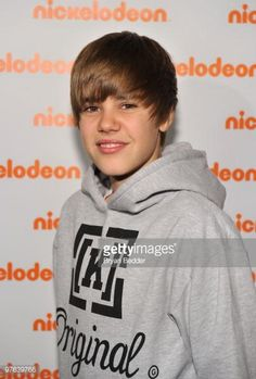 Musician Justin Bieber attends the 2010 Nickelodeon Upfront Presentation at Hammerstein Ballroom on March 11, 2010 in New York City