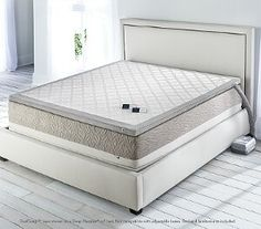 Sleep number dual temp bed. Must have.