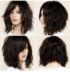 This is certainly the year of the shag haircut, which fits in perfectly with the contemporary-casual undone look that's currently dominating hair fashion trends. The shag has always been considered a bit daring and rather unconventional. At the time, it was the opposite of the well-groomed hairstyles that most women wore, but now there are …: