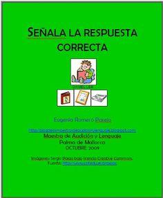 EL BLOG DE L@S MAESTR@S DE AUDICION Y LENGUAJE: SEÑALA LA RESPUESTA CORRECTA