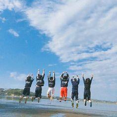 【___7ka___】さんのInstagramをピンしています。 《この写真いつみても青春って感じがしてほんとすき . . #2016年振り返り #ストーリーにのせたけど #投稿するやつ #松島 #海 #空 #青春 #練試帰り #ジャンプ #お気に入り #matsushima #ocean #sea #sky #youth #jump #favorite #instagood #instalike #followme #송도 #바다 #하늘 #청춘 #점프 #즐겨찾기》