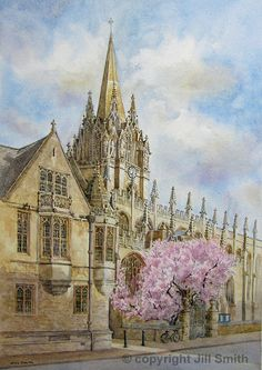 Oxford Springtime