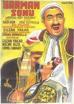 Türk Nostalji - Fotogaleri - Harman Sonu (Anadolu Köy Düğünü) (1946) filminin afişi