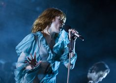 Florence and the Machine bewitch crowd at Xcel Energy Center