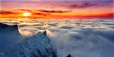 Above The Clouds by Edgar Moskopp