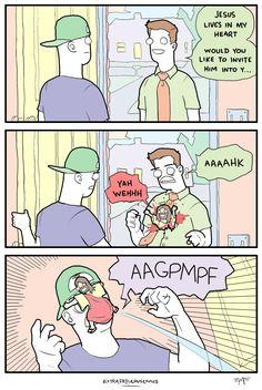 Extra fab comics