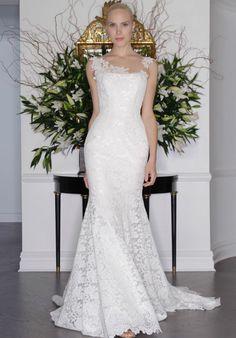 Legends Romona Keveza Mermaid Wedding Dress