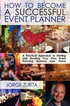 How to Become a Successful Event Planner - Wedding Planning Event Planning Tips, Event Planning Business, Business Events, Party Planning, Business Ideas, Catering Business, Career Planning, Event Ideas, Party Ideas