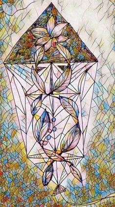flover. geometric