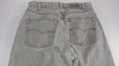 #Levis Silvertab Jeans Mens 30 x 28.5 Actual #80s #90s http://etsy.me/1KqArg6 #vintage #vintagejeans #vintagelevis #etsy 1900sVintage.com