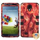 Samsung Galaxy S4 Hybrid Case - Fire