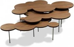 Clouds Coffee Table by Mark Hark for Fashion 4 Home - Contemporary & Modern Furniture